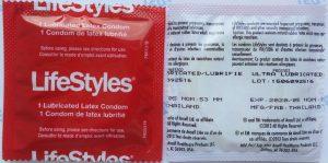 Lifestyles срок годности индивидуальная упаковка
