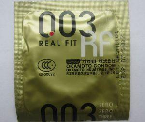 Okamoto индивидуальная упаковка