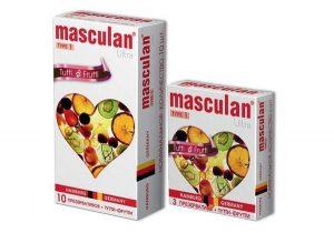 Masculan Ultra Tutty Frutty