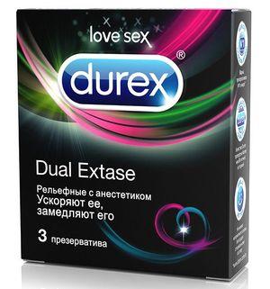 Durex Dual Extase