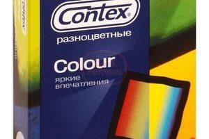 Миниатюра к статье Презервативы Contex Colour