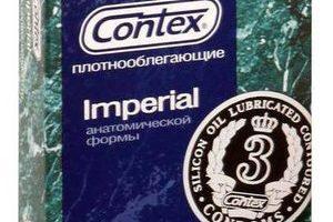 Миниатюра к статье Презервативы Contex Imperial