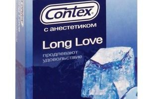 Миниатюра к статье Презервативы Contex Long Love