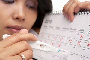 Миниатюра к статье Календарный метод предохранения от беременности + калькулятор