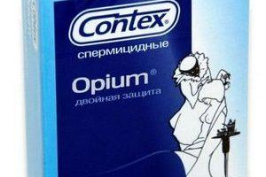 Миниатюра к статье Презервативы Contex Opium