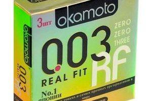 Миниатюра к статье Презервативы Okamoto Real Fit