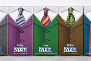 Миниатюра к статье Презервативы Визит (Vizit) — обзор производителя
