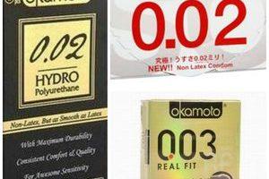 Миниатюра к статье Японские презервативы — обзор производителей и отзывы
