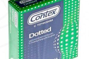 Миниатюра к статье Презервативы Contex Dotted